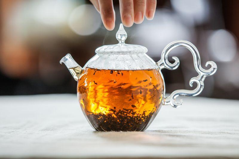 ジンジャーハニー紅茶で身体も心もほっこり◎