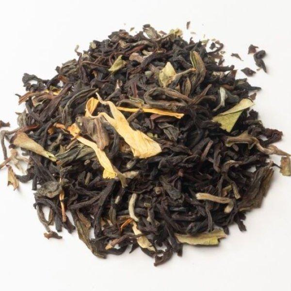 画像1: スッキリとしたマスカット紅茶 ガーデン チャック袋 ティーバッグ5個入 (1)